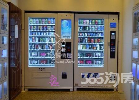 自动无人售货机
