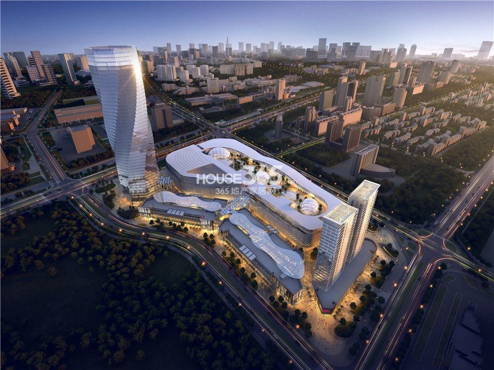 滨江宝龙城市广场图片