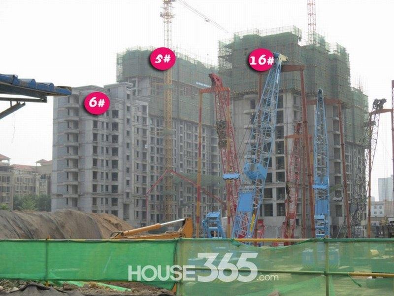 国色天香二期实景图