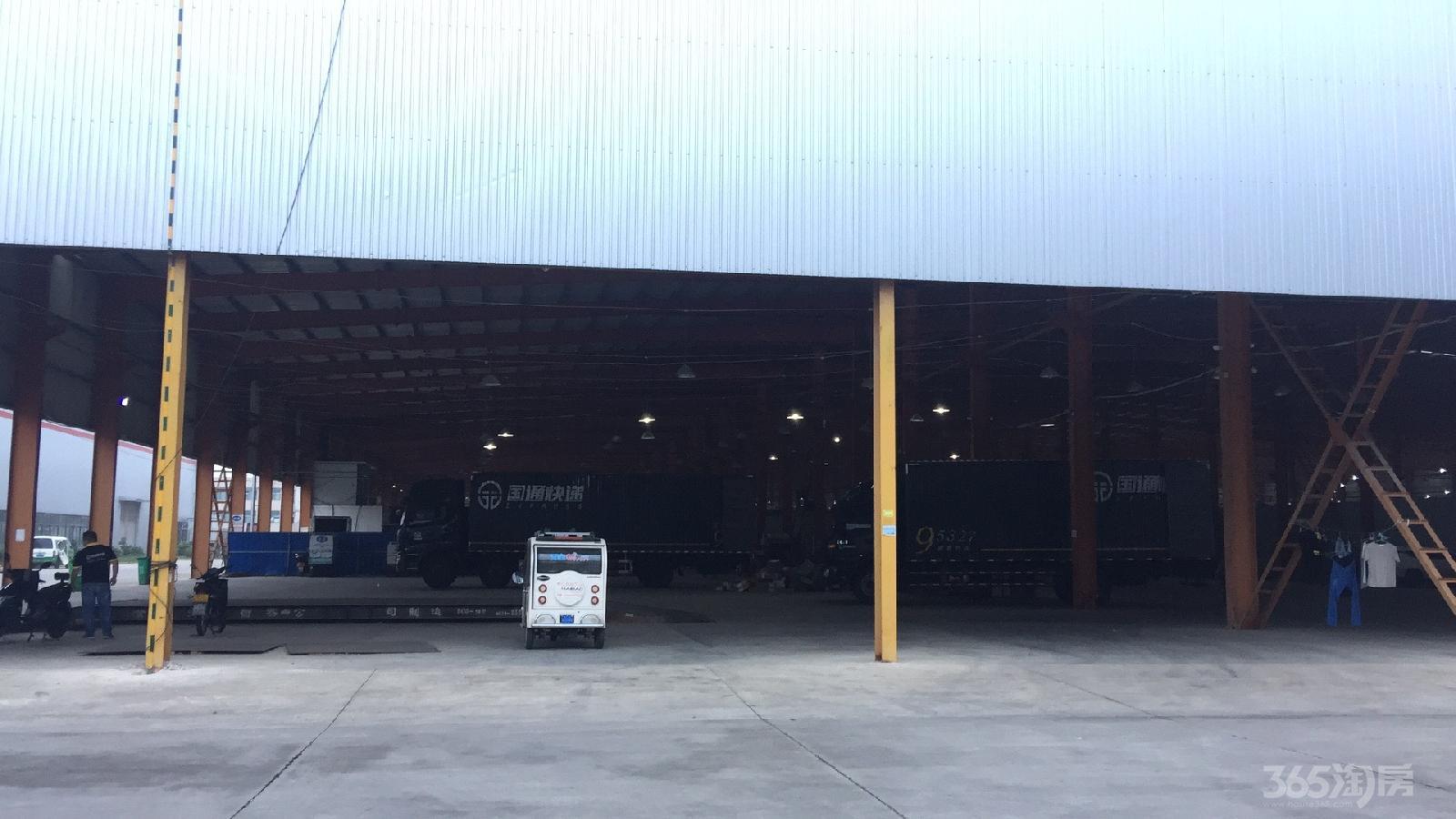 出租淮上大道路南钢构厂房1500平方,带行车