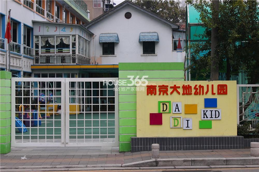 嘉里置业地块周边的幼儿园(11.19)