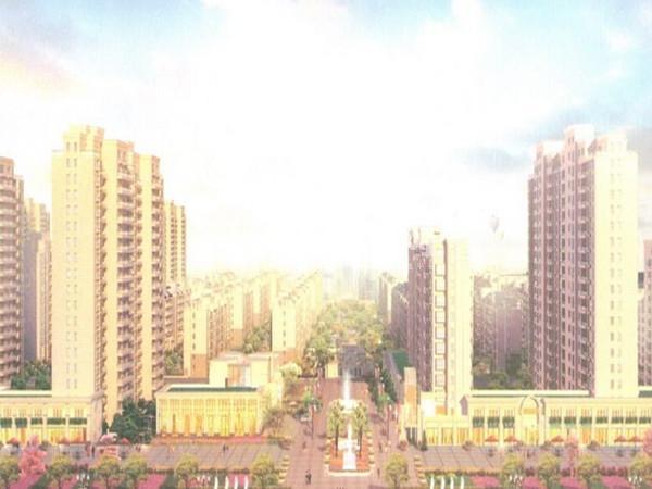 城置国际花园城效果图