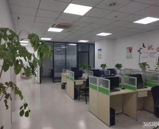 胜太西路地铁口 京状产业园精装修拎包办公多套面积在租