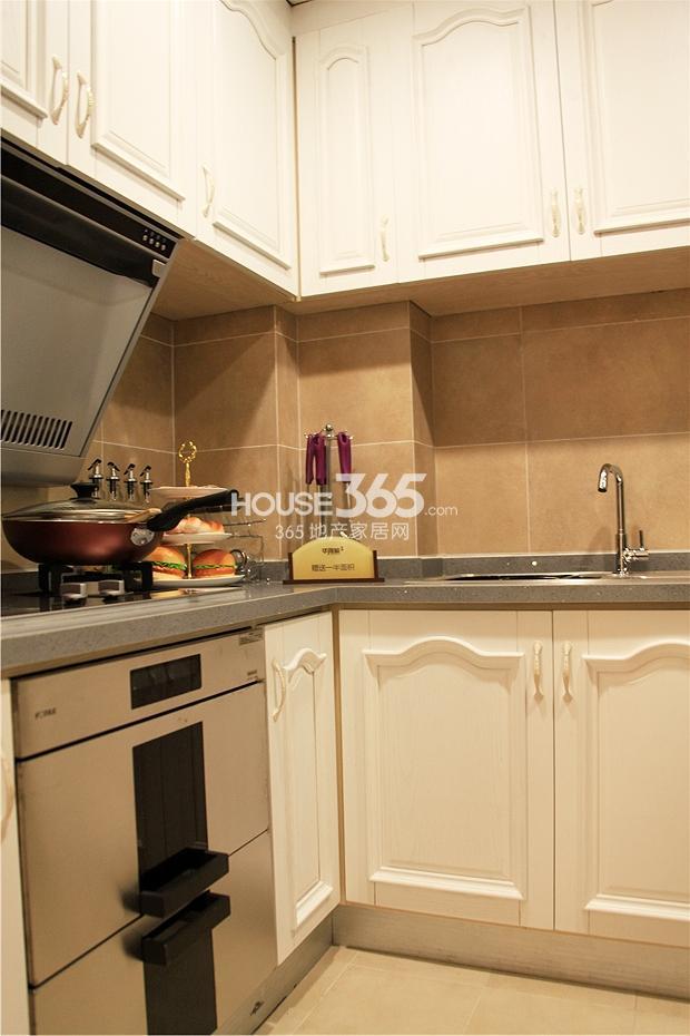 华强城美加印象四期XA-2户型样板房- 厨房