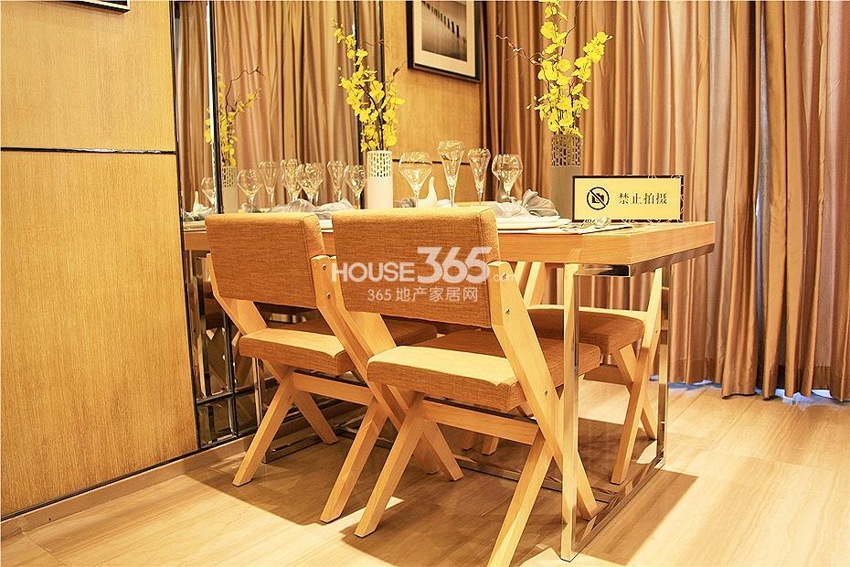 华强城美加印象四期XA-1户型样板房-餐厅