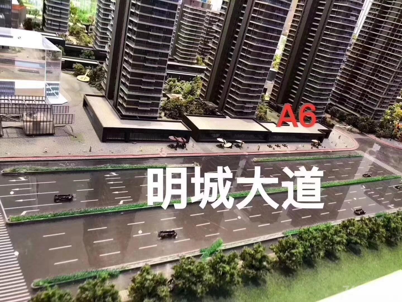 万科南站地铁口临街社区商铺47平米整租毛坯
