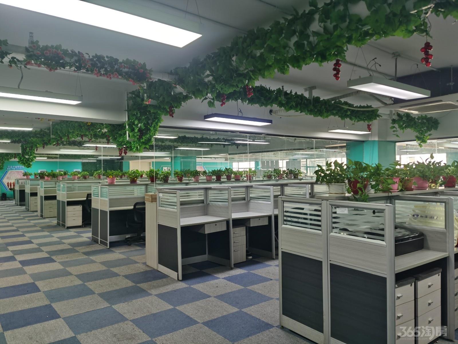 南站商圈 稀缺豪华装修写字楼 全套办公家具