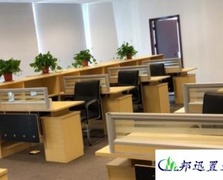 南京中心 新街口核心商圈 双地铁 精装修 全套办公家具 现