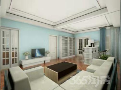 颐泰嘉园2室2厅1卫84平米2010年产权房简装