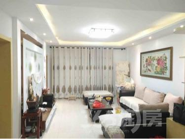 金湾锦苑2室2厅1卫87平米豪华装产权房2013年建