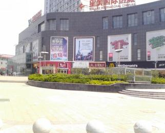 两所大学 小区门口 4层可以做宾馆 会所 医院