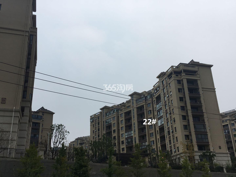 融侨观邸东苑22号楼实景图(9.26)