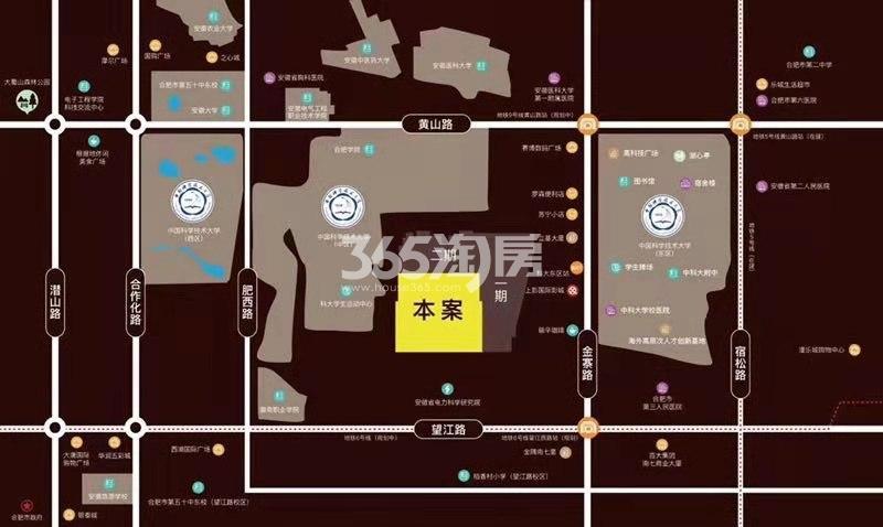 立基公馆交通图