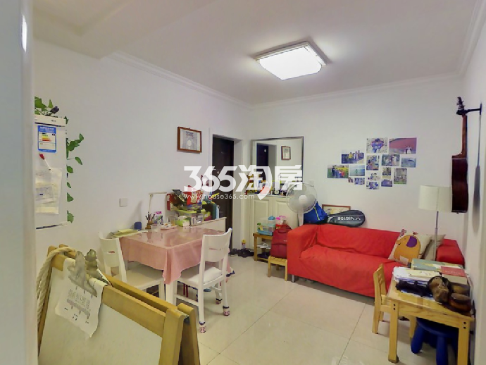 小市村2室1厅1卫55平米精装满五唯一