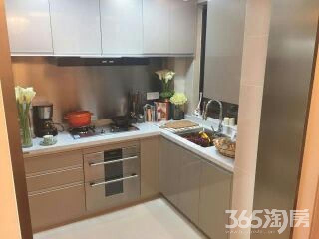 杭州湾世纪城2室2厅2卫88平米2016年产权房毛坯