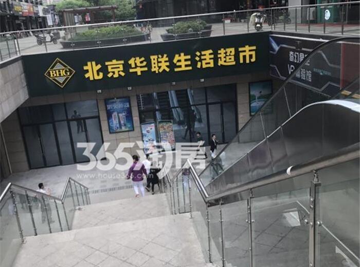 银亿东城所在区域配套天赋广场(8.29)