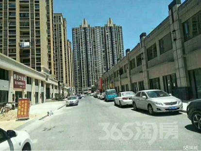 朝辉东方城88平米毛坯2011年建