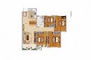 御东国际4室2厅1卫130�O2016年产权房毛坯,价可谈