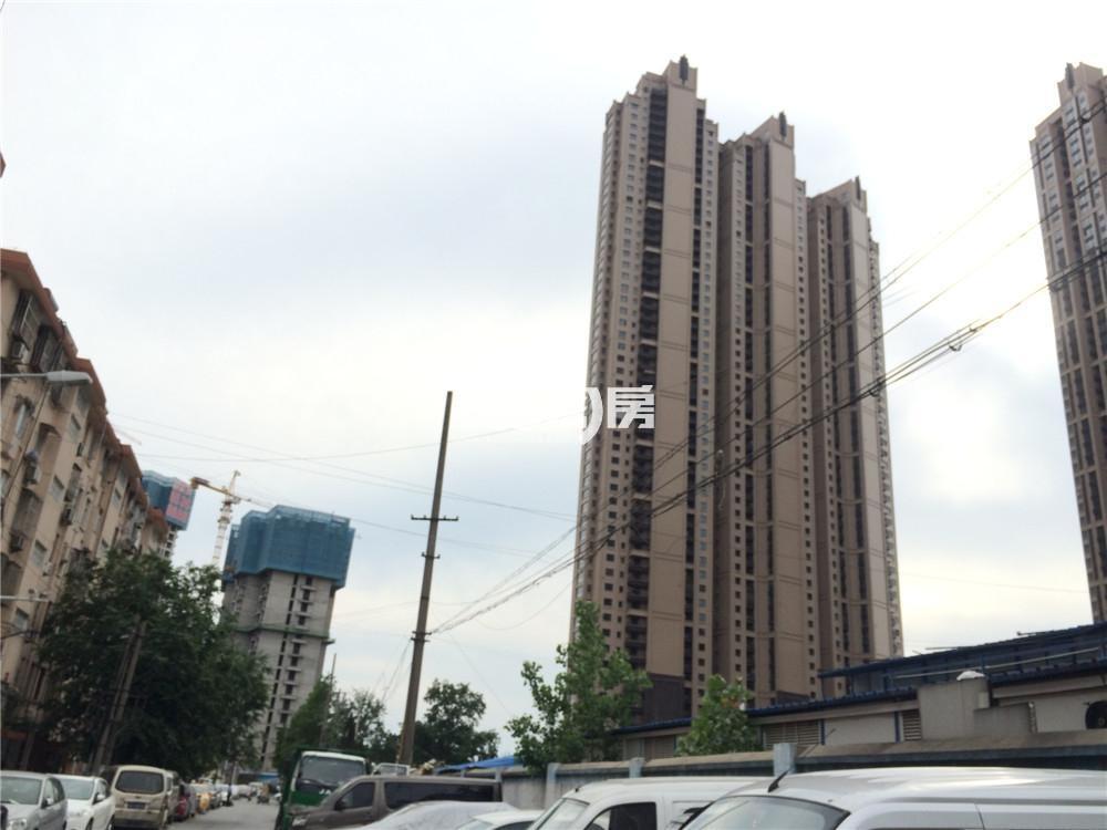 恒盛金陵湾实景图(6.23)