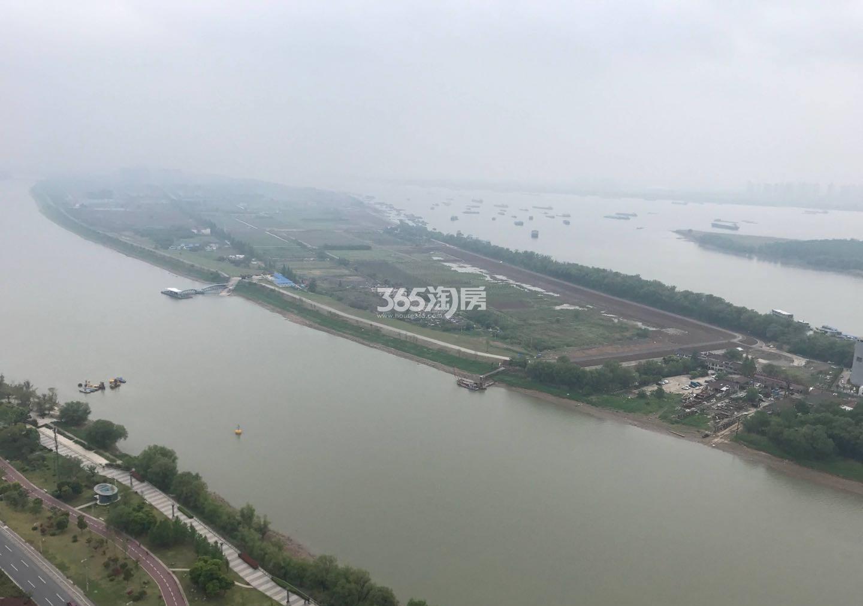 恒盛金陵湾风景实景图(6.19)
