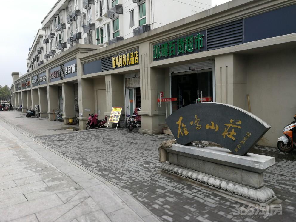雁鸣山庄沿街商铺52平米产权房