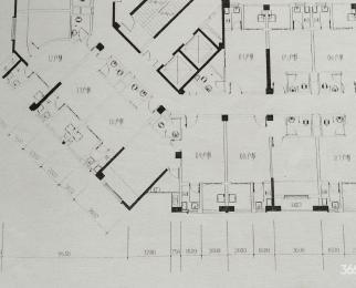 塞纳庄园1室1厅1卫44.31平方产权房简装