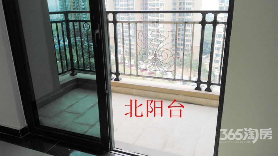 恒大金碧天下3室2厅2卫132.45平方产权房精装