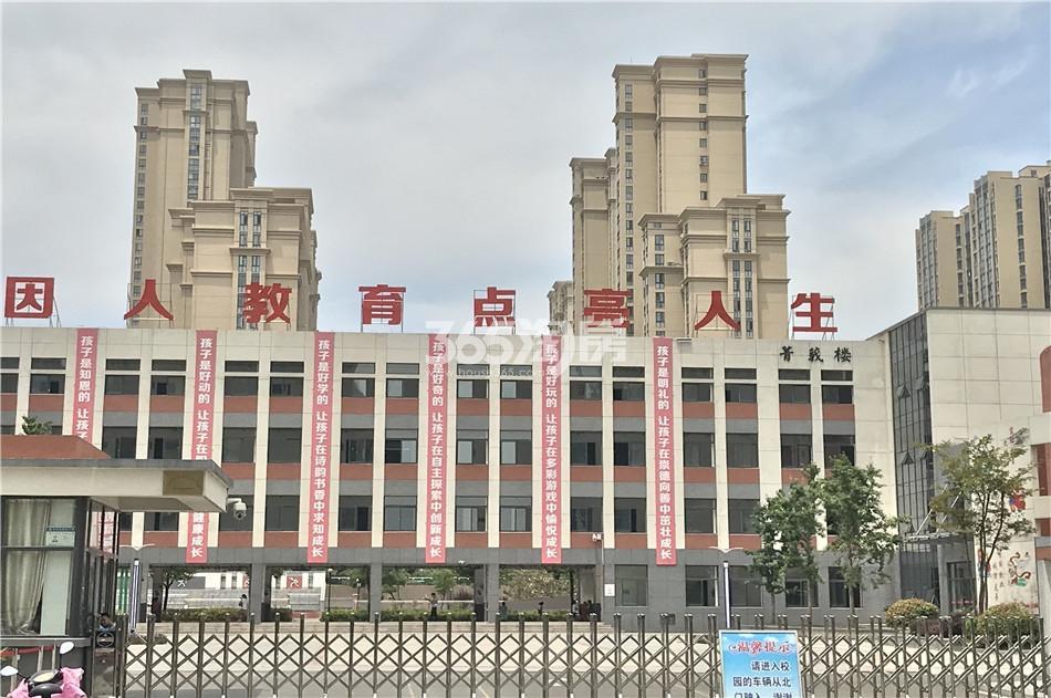 胜锦尚城国际实景图