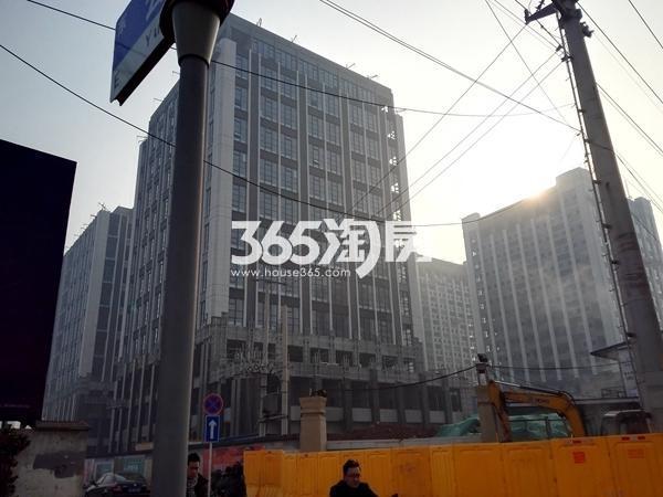 宝龙广场实景图