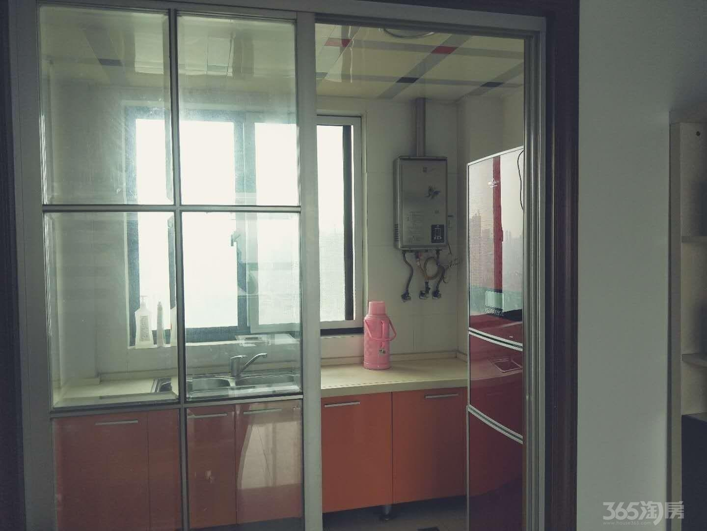四季新城金典2室2厅1卫93平米整租精装