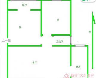 上马墩地铁口 塔影景苑精装2房 设施齐全拎包入住