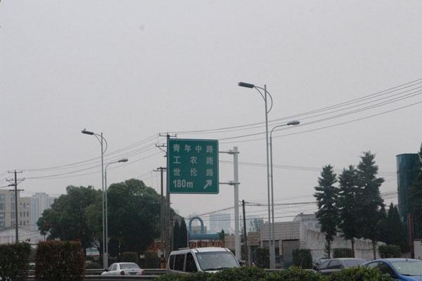 中江·电商港交通图