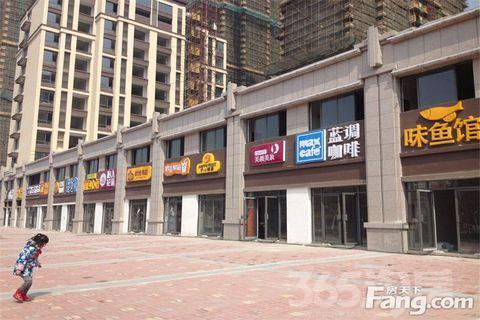 伟星时代广场,现房销售,中心板块