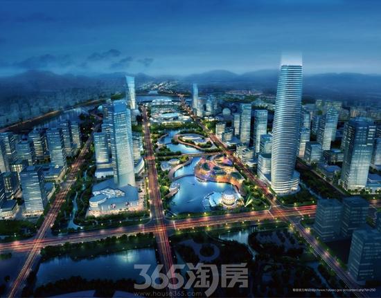 未来科技城(资料图片)