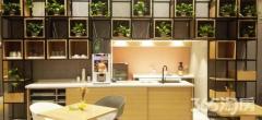 梧桐国际公寓1号线地铁站旁交通便利环境优美配置齐全