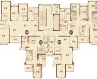 <font color=red>恒大雅苑</font> 精装修2房 2厅楼层好 设施齐全 临近万达茂出行