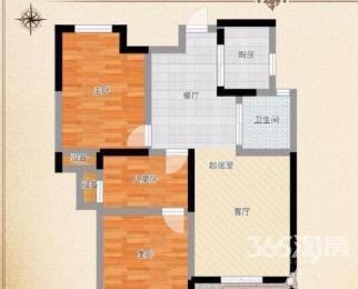 华茂1958(宜园路)3室1厅1卫89平米毛坯