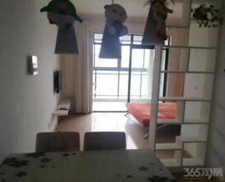 御龙湾1室1厅1卫53㎡整租精装
