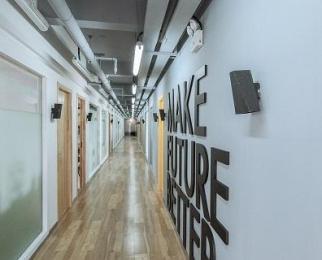 牛顿公园文创产业园90平米整租精装可注册