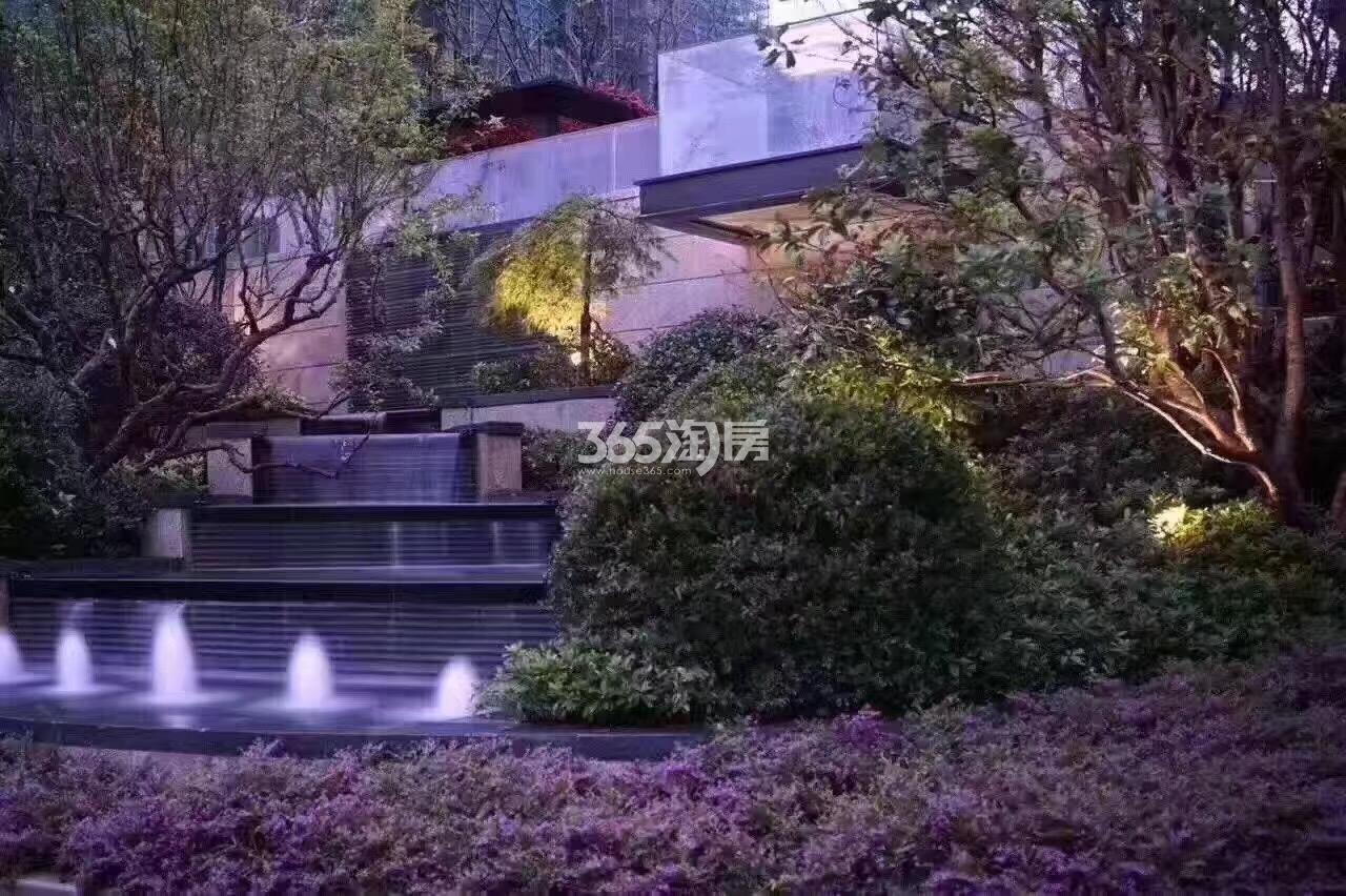银亿东城别墅区实景图(1.24)