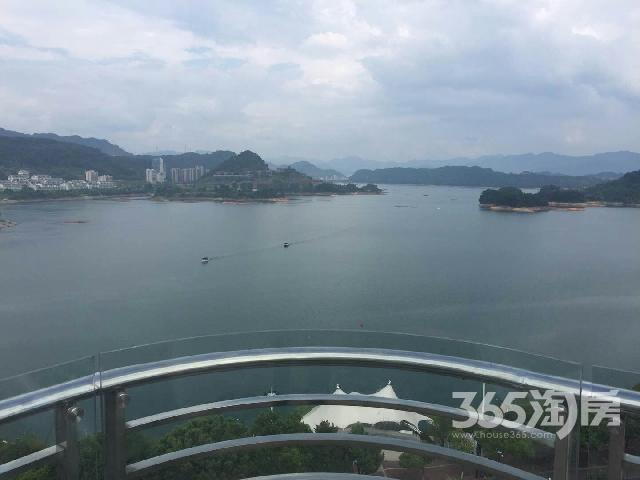 千岛湖日月天地精装湖景住宅包租度假核心地段