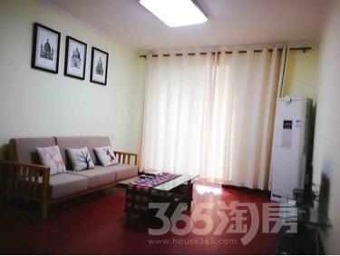 中央景城2室1厅1卫89平米整租精装