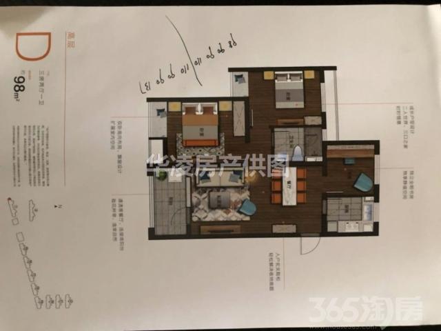 郎诗熙华府一手新房 钢城首家科技住宅 房源可选 比开发商便宜