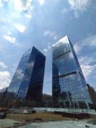 个人招租 华地金融140平精装办公室预约出租 高大上