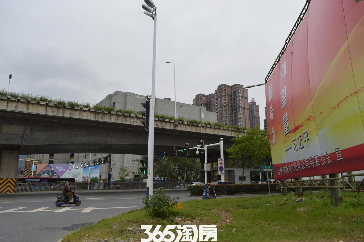 紫云赋江山印周边环境实景图(2018.1.26)