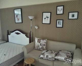 晶品城市公寓 1室1厅1卫 1700元