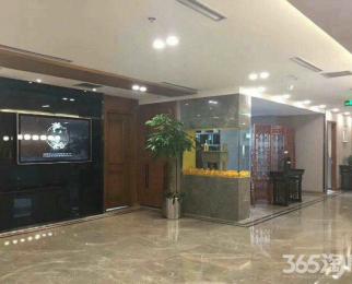 新街口上海路地铁口 大地建设 整层 办公装修 1187平米 5