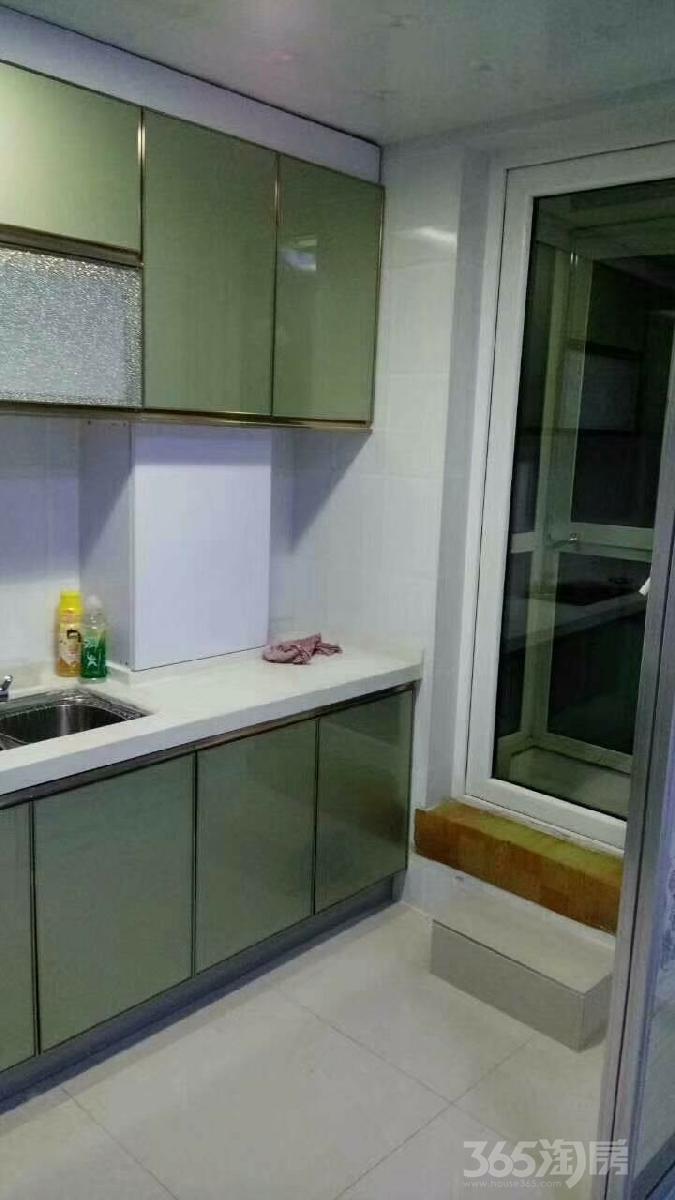 依云首府2室2厅1卫77.55平米2013年产权房精装