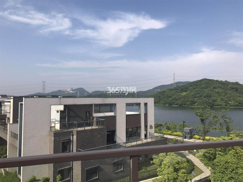 瑞安翠湖山小区鸟瞰图(12.4)