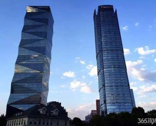 奥体尖端写字楼坐拥四地铁一房难求欲租从速上市企业国企集中地